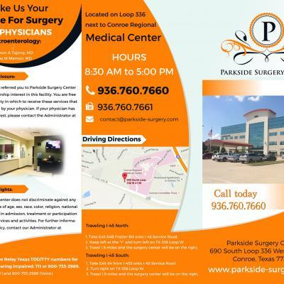 Yy Parkside Surgery Front